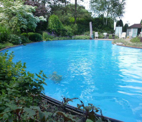 Blauw Zwemwater Zwembad