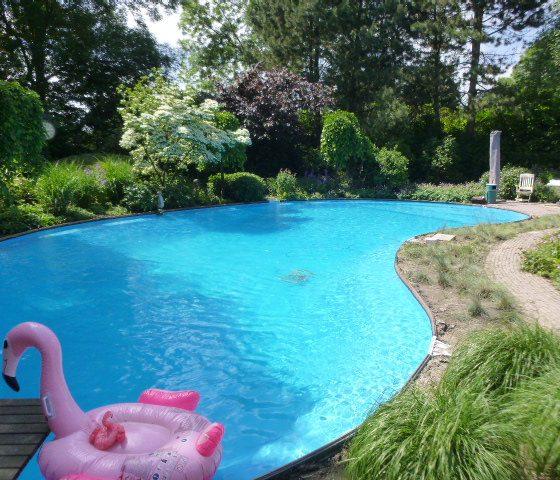 Zwembad in Zwaag