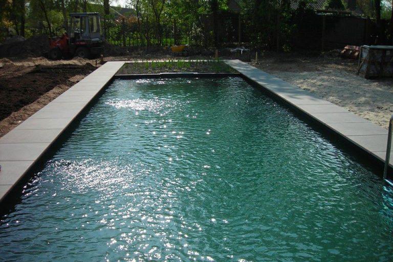 Aanleg Zwemvijver Zwolle